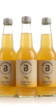 Bootleggers Gingerbeer 330ml