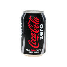 Coke Zero 330ml can